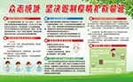 坚决遏制冠状病毒