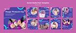 妇女节社交媒体广告