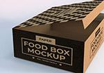 纸质包装盒样机