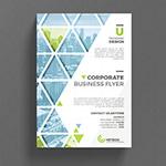 企业商务单页