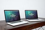 MacBook产品样机