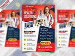 保健服务营销传单