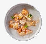 小龙虾美食营养粥