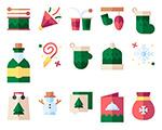 圣诞相关系列图标