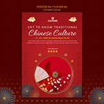 中国新年海报