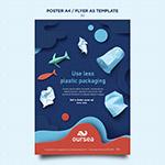 海洋环境研讨会海报