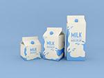 牛奶包�b��C∞模板