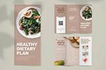 健康饮食手册模板