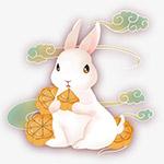 中秋节玉兔