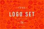 食物LOGO标志