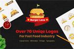 快餐行业标志