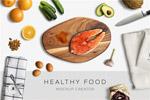 食品蔬菜食物样机