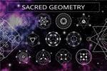 几何形状神圣图案
