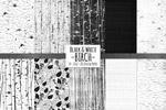 黑白桦木纹理背景
