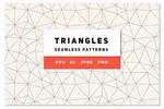 三角形无缝纹理