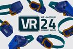 VR眼镜样机