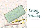 花卉植物图案纹理