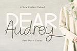 DearAudrey