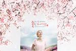樱花美女海报