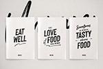 美食画册菜单模板
