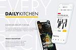 每日厨房APP模板