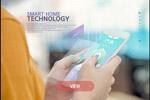 科技专题网站模板