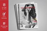 服装品牌杂志画册