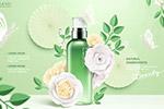 护肤养颜产品广告
