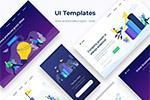 初创公司业务UI