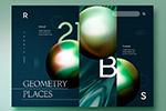 科幻创意网页封面