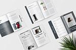 极简设计风格电子书