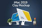 iMac电脑样机
