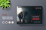 2020款活页日历