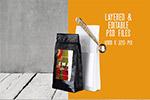 咖啡袋品牌包装样机