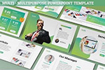 业务营销PPT模板