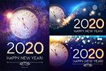 光效2020新年数字