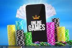 扑克游戏视频模板