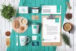 咖啡品牌VI模板