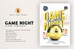 足球体育海报
