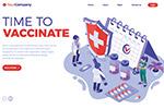 医疗与疫苗研制网页