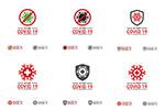 冠状病毒标志设计