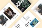 时尚杂志画册模板