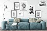 室内环境画框样机