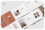 商业计划书画册