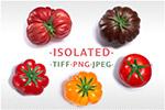 西红柿抠图