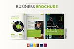 企业品牌画册模板
