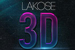 3D文本图层样式