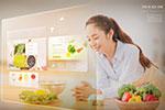 智能科技云端厨房海报