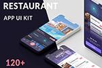 餐饮主题app模板