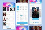 电影售票app模板